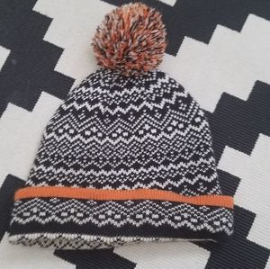 Other - Warm Fall Inspired Beanie Hat